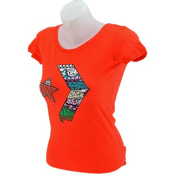 T-Shirt & Polo Donna converse in offerta 60%