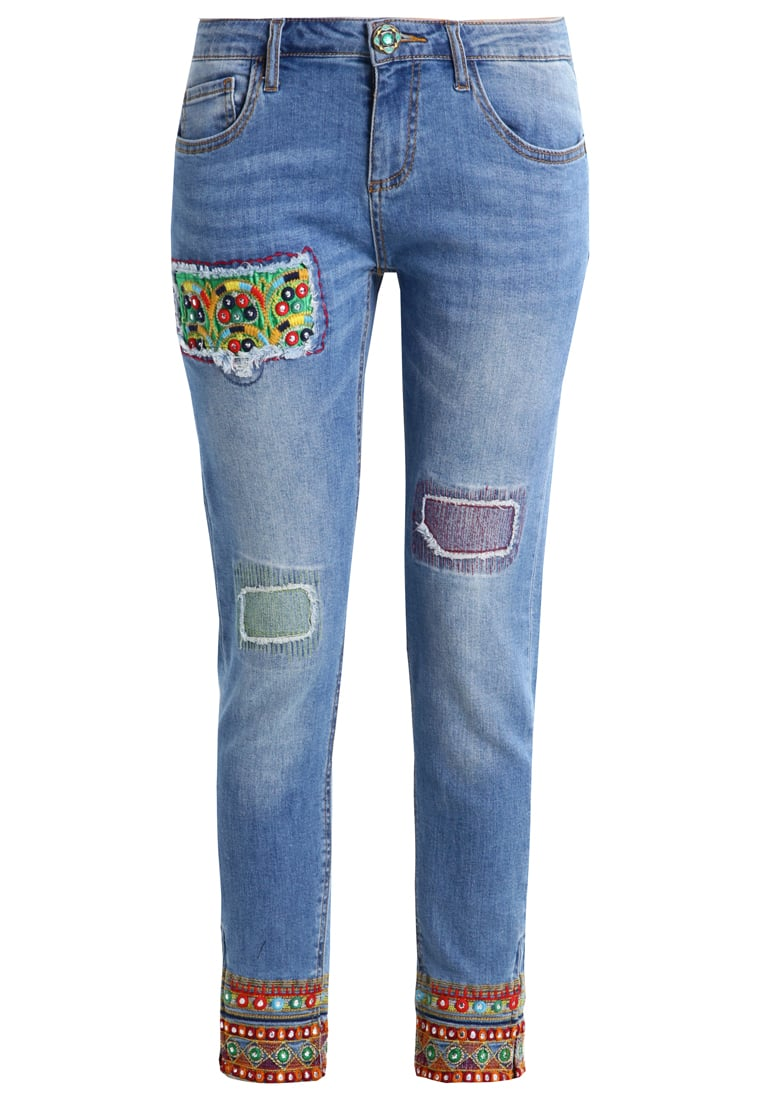 Donna Desigual Sconto Jeans In 30 BxwxR