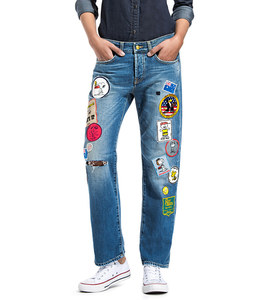Jeans Donna roy rogers in offerta 50%