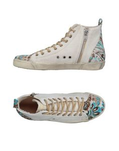 Sneakers Donna leather crown in offerta 75%
