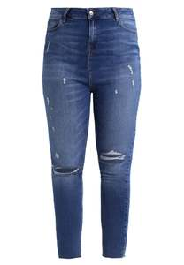Jeans Donna new look curves in sconto 25%