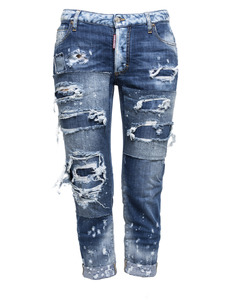 Jeans Donna dsquared2 in sconto 25%