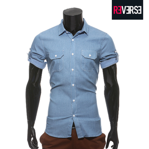 Camicie Uomo re-verse in offerta 33%