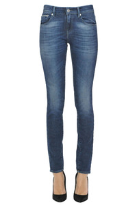 Jeans Donna care label in offerta 80%