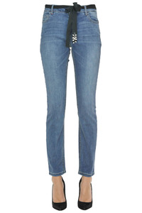 Jeans Donna twin-set jeans in offerta 50%