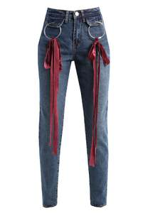 Jeans Donna lost ink in offerta 45%