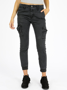 Pantaloni Lunghi Donna hot denim collection in offerta 33%