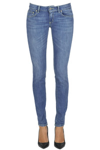 Jeans Donna dondup in offerta 70%