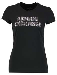 T-Shirt & Polo Donna armani exchange