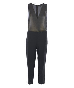 Jumpsuit Donna rame in sconto 29%