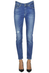 Jeans Donna dondup in offerta 49%