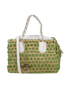 Borsa a Mano Donna secret pon-pon in offerta 55%