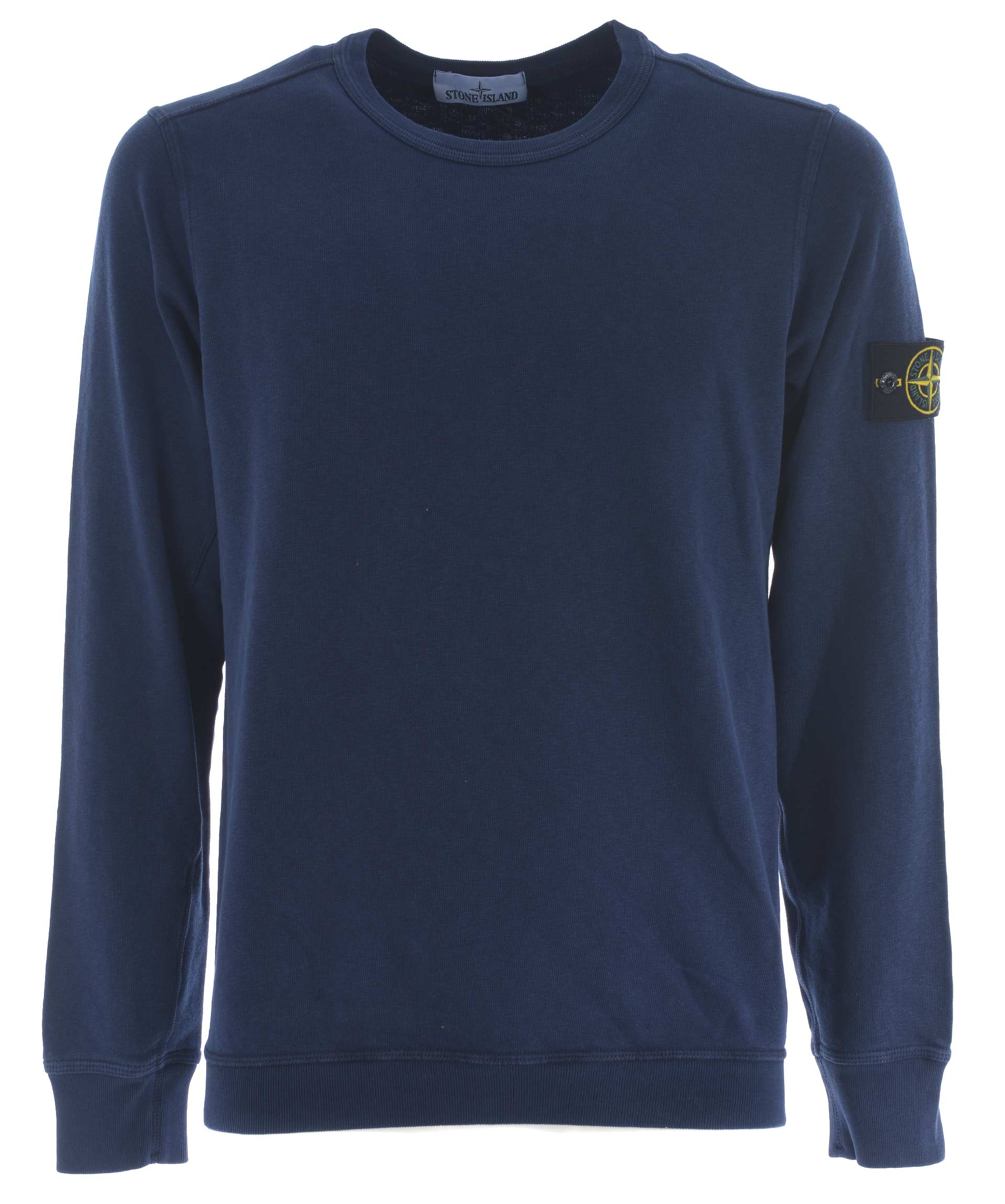 100% authentic d0be4 541a1 Felpe Uomo stone island