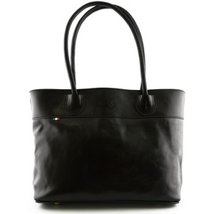 Shoppers & Shopping Bags Donna dreamleatherbagsmadeinitaly in sconto 16%