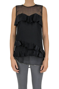 Top & Bluse Donna pinko in offerta 65%