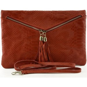 Shoppers & Shopping Bags Donna dreamleatherbagsmadeinitaly in sconto 15%
