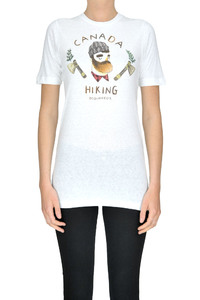 T-Shirt & Polo Donna dsquared2 in offerta 49%