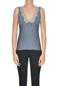 Top & Bluse Donna twin set u&b in offerta 50%