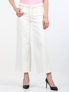 Pantaloni Lunghi Donna guess in offerta 40%