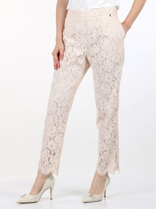 Pantaloni Lunghi Donna twinset in sconto 29%