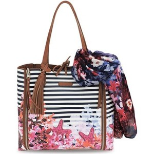 Shoppers & Shopping Bags Donna l'atelierdusac in offerta 50%