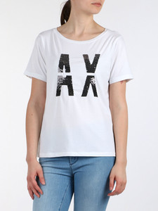 T-Shirt & Polo Donna armani exchange in offerta 39%