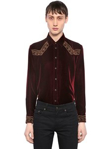 Camicie Uomo saint laurent