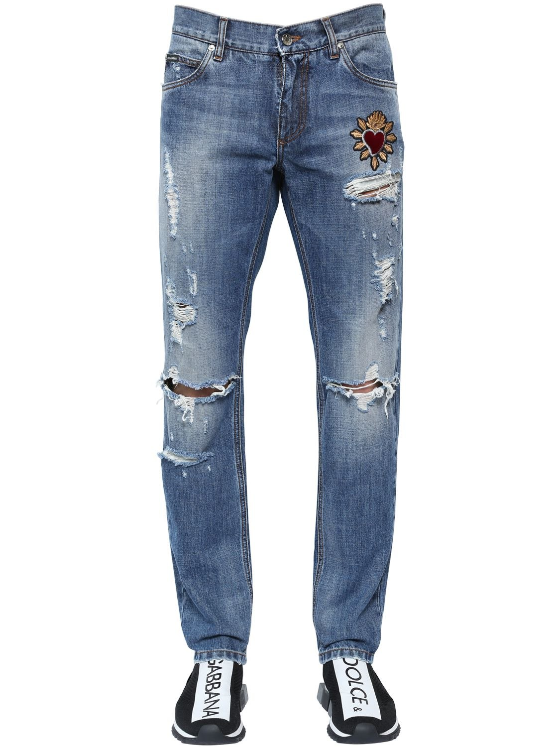 purchase cheap 1c63d d9e94 Jeans Uomo dolce & gabbana