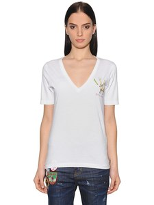 T-Shirt & Polo Donna dsquared2 in offerta 40%