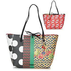 Shoppers & Shopping Bags Donna desigual in sconto 20%