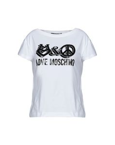 T-Shirt & Polo Donna love moschino in sconto 8%