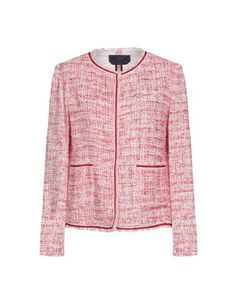 Giacche & Blazer Donna blue les copains in offerta 44%