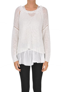 Maglie & Cardigan Donna p.a.r.o.s.h. in offerta 50%