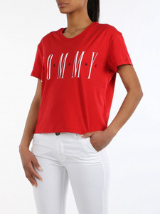 T-Shirt & Polo Donna tommy hilfiger in sconto 21%