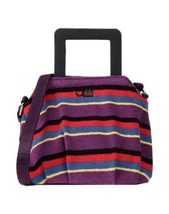 Borsa a Tracolla Donna solid & striped in offerta 63%