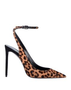 Decolletes Donna saint laurent