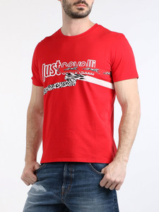 T-Shirt & Polo Uomo just cavalli in offerta 50%