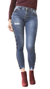 Jeans Donna fenzy in offerta 48%