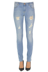 Jeans Donna 2nd one in offerta 65%