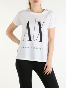 T-Shirt & Polo Donna armani exchange in sconto 20%