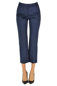 Pantaloni Lunghi Donna mulberry in offerta 70%