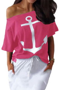 T-Shirt & Polo Donna fenzy in sconto 30%