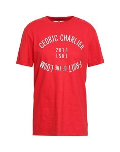 T-Shirt & Polo Donna fruit of the loom x cedric charlier