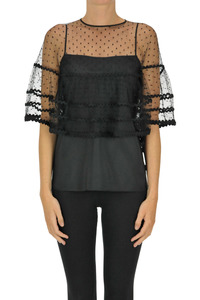 Top & Bluse Donna red valentino in offerta 50%