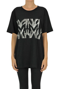 T-Shirt & Polo Donna mm6 by maison martin margiela in offerta 50%