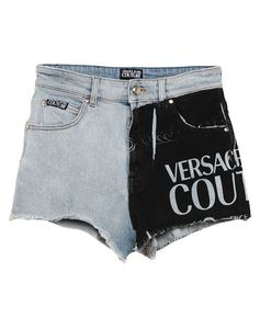 Pantaloni Corti & Shorts Donna versace jeans couture