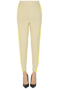 Pantaloni Lunghi Donna stella mccartney in offerta 50%