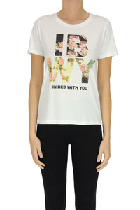 T-Shirt & Polo Donna in bed with you in offerta 50%