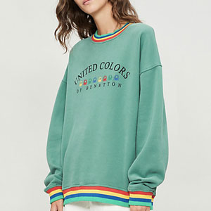 Benetton e Selfridges: arriva una capsule collection super colorata!