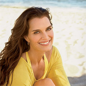 Brooke Shields Timeless: la capsule collection di Brooke Shields per QVC